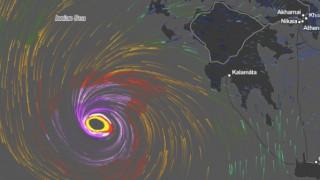 Medicanes: Τι είναι ο μεσογειακός κυκλώνας «Ζορμπάς» που απειλεί την Ελλάδα
