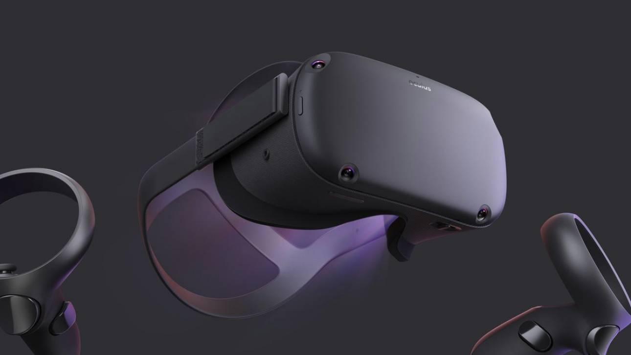 Oculus Quest: Το «στοίχημα» του Facebook στον τομέα της εικονικής πραγματικότητας
