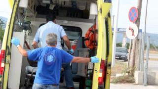 Τοίχος καταπλάκωσε δύο άνδρες στην Τήνο