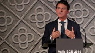 Μανουέλ Βαλς: Ο βουλευτής - φάντασμα της Γαλλίας ψάχνει νέα πολιτική ευκαιρία στη Βαρκελώνη