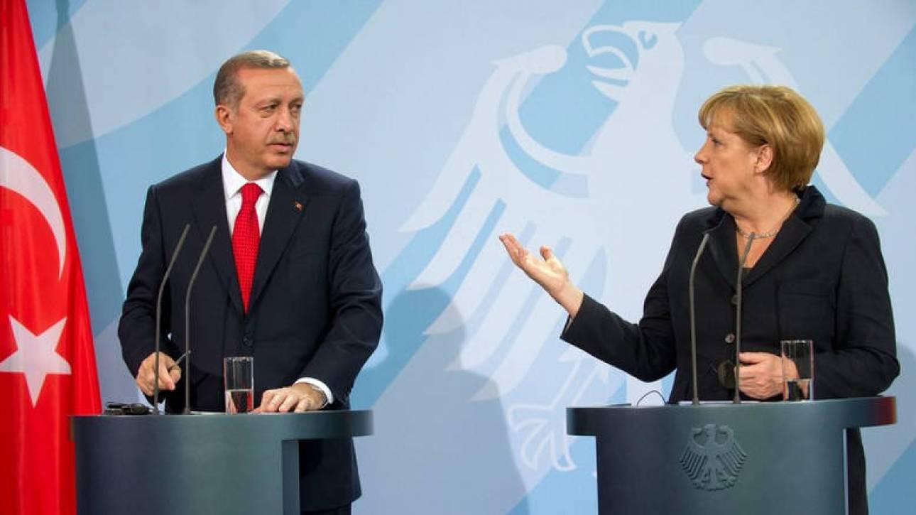 Η στροφή 180 μοιρών του Ερντογάν και η ελπίδα επανεκκίνησης των διμερών σχέσεων Τουρκίας - Γερμανίας