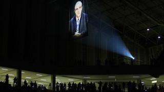 Τουρνουά «Παύλος Γιαννακόπουλος»: Συγκινητικές στιγμές στο ΟΑΚΑ