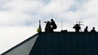 Δρακόντεια μέτρα ασφαλείας στο Βερολίνο για τον Ερντογάν
