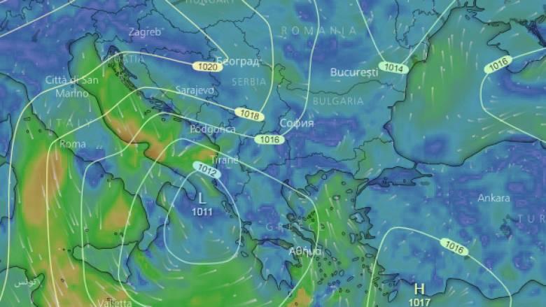 Ευθύμιος Λέκκας: Ποιες περιοχές της Ελλάδας θα χτυπήσει ο μεσογειακός κυκλώνας «Ζορμπάς»