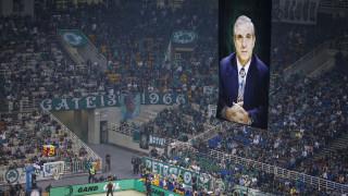 Δ. Γιαννακόπουλος: «Να δω τον Ολυμπιακό σ' ένα από τα επόμενα Παύλος Γιαννακόπουλος»