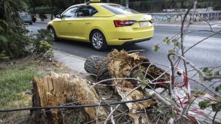 Κακοκαιρία: Διακοπές ρεύματος σε περιοχές της Αττικής