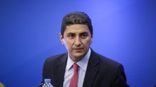 Αυγενάκης για Συμφωνία Πρεσπών: Ο Καμμένος να αποδείξει πως δεν είναι «τσάμπα μάγκας»