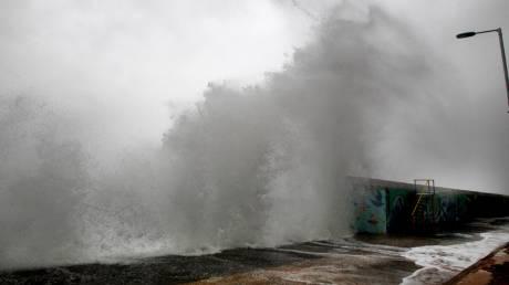 Κακοκαιρία ως την Κυριακή-Πού και πότε θα «χτυπήσει» ο κυκλώνας