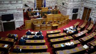 Δικογραφίες κατά Καμμένου - Κοτζιά στη Βουλή