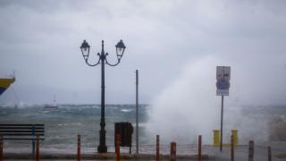 Καιρός: Ισχυρές βροχές και καταιγίδες σε όλη την Ελλάδα το Σάββατο
