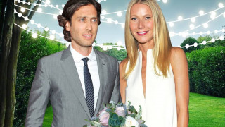 Γκουίνεθ Πάλτροου: δεύτερος γάμος για την πιο μισητή star της Αμερικής -ξανά
