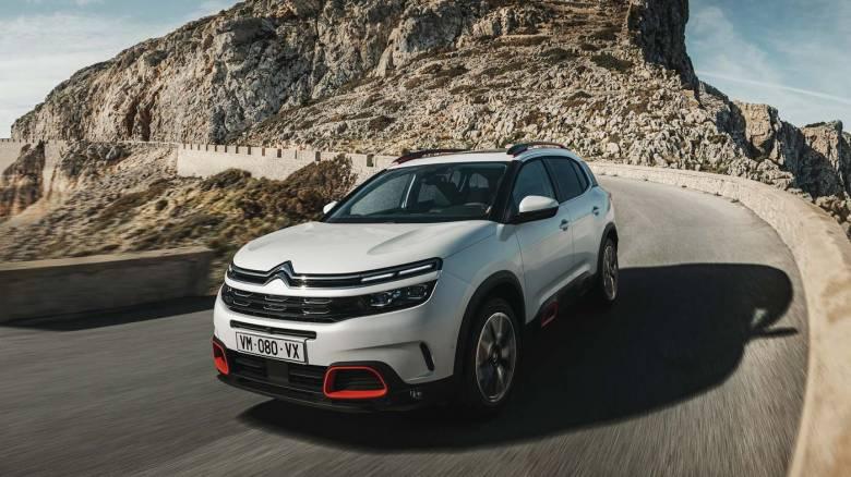 C5 Aircross SUV: Το «αστέρι» του «La Maison Citroën» στο σαλόνι αυτοκινήτου του Παρισιού 2018