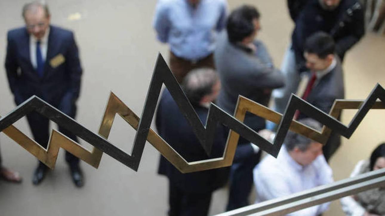 Χρηματιστήριο: Ισχυρές πιέσεις στις τιμές των μετοχών