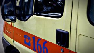 Χανιά: Στην εντατική το αγοράκι που έπεσε από μπαλκόνι