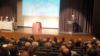 Παυλόπουλος: Η πρόοδος δεν είναι το ίδιο ταχύρρυθμη σε όλες τις επιστήμες