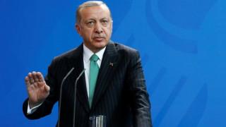 Γερμανία: Επεισόδιο Ερντογάν σε βάρος του Σταϊνμάιερ στο επίσημο δείπνο