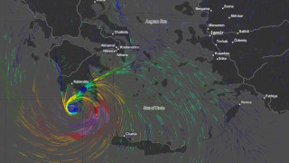 Κυκλώνας Ζορμπάς: Πώς θα προστατευτείτε από τα επικίνδυνα φαινόμενα
