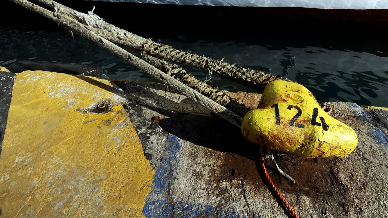Κυκλώνας Ζορμπάς: Σε ποιες περιοχές είναι δεμένα τα πλοία