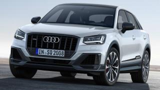 To SQ2 των 300 ίππων από 2.000 κυβικά θα είναι το πιο γρήγορο μικρό SUV της Audi