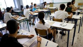 Πανελλήνιες Εξετάσεις: Οι αλλαγές που θα εφαρμοστούν από φέτος