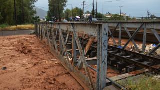 Κυκλώνας Ζορμπάς: Προβλήματα στην πόλη του Άργους - Υπερχείλισε ο ποταμός Ξεριάς