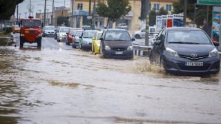 Κυκλώνας Ζορμπάς: Σε ποιες περιοχές έριξε την περισσότερη βροχή