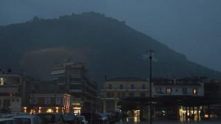 Κυκλώνας Ζορμπάς: Σε κατάσταση έκτακτης ανάγκης Κορινθία και Αργολίδα