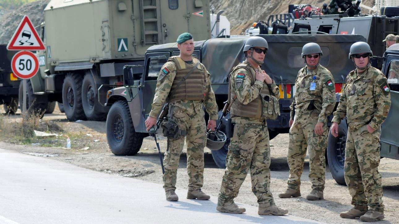 Ένταση στο Κόσοβο: Σε καθεστώς υψίστης ετοιμότητας ο στρατός της Σερβίας