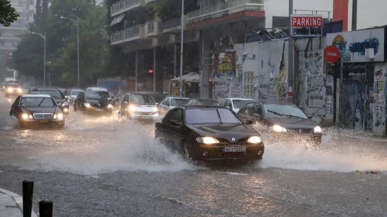 Κυκλώνας Ζορμπάς: Ποιοι δρόμοι είναι κλειστοί