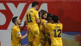 Super League: Πέρασε από το Ηράκλειο η ΑΕΚ, συνεχίζει ο Παναθηναϊκός!