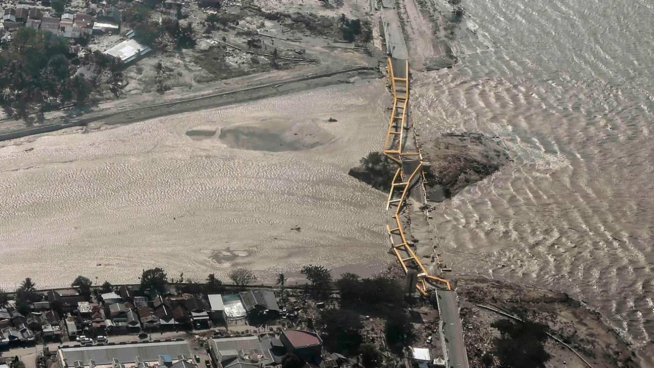 Οι σεισμοί και τα τσουνάμι που συγκλόνισαν την Ινδονησία