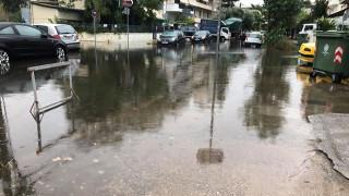 «Ζορμπάς»: Προβλήματα στην Αττική - Ποιοι δρόμοι είναι κλειστοί (pics&vid)