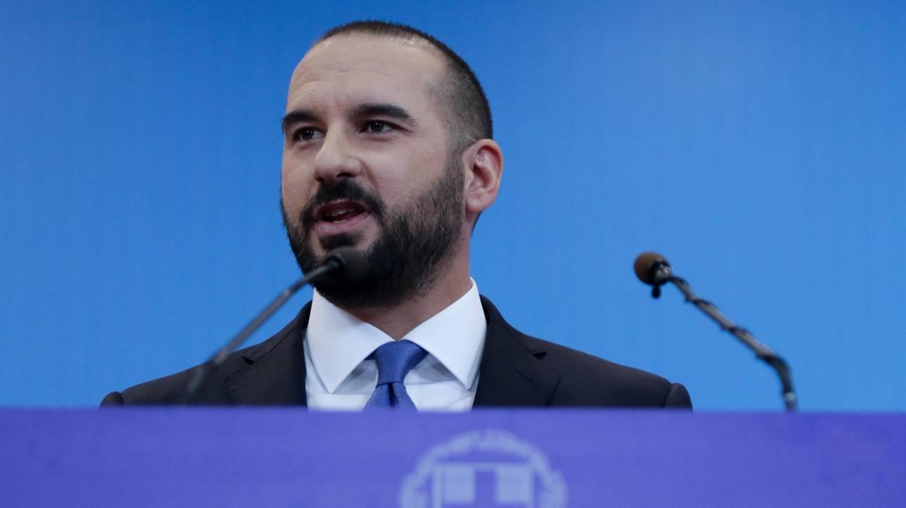 Τζανακόπουλος για συντάξεις: Δεν θεωρούμε την περικοπή αναγκαία και αυτό θα φανεί στον προϋπολογισμό