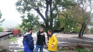 Μπακογιάννης για «Ζορμπά»: Δίνουμε μάχη για να εντοπίσουμε τους τρεις συνανθρώπους μας στην Εύβοια