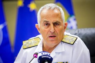Αρχηγός ΓΕΕΘΑ στον Τούρκο ομόλογό του: Τερματίστε στην παραβατική συμπεριφορά στο Αιγαίο