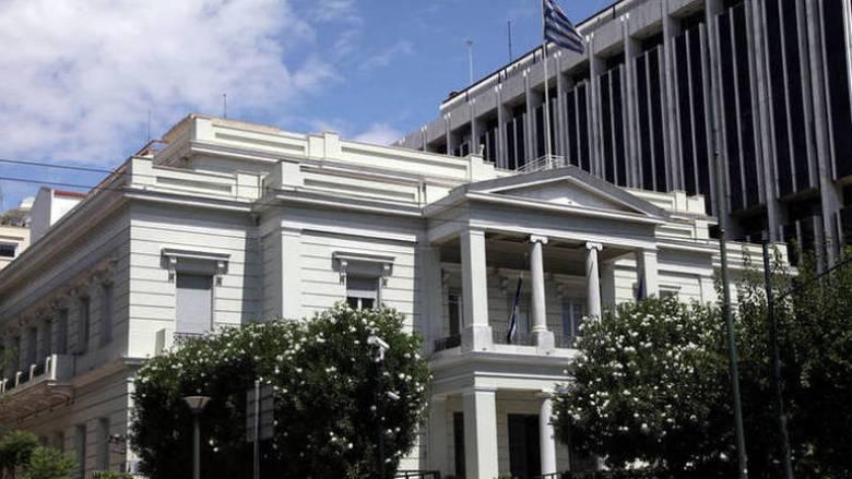 Δημοψήφισμα Σκόπια: Νηφαλιότητα ζητά το ελληνικό Υπουργείο Εξωτερικών
