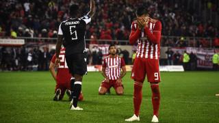 Ολυμπιακός - ΠΑΟΚ 0-1: Διπλό... τίτλου με «συνταγή» ΑΕΚ!