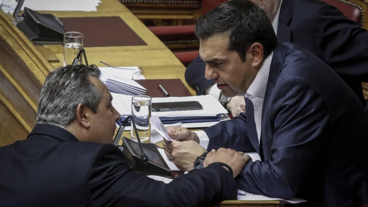 Δημοψήφισμα Σκόπια: Μακρύς ο δρόμος του Ζάεφ, προσήλωση Μαξίμου στη Συμφωνία, ανακούφιση στους ΑΝΕΛ