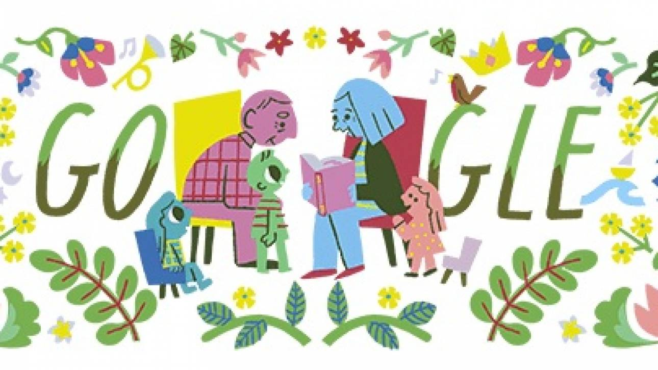 Google Doodle: Αφιερωμένο στην Παγκόσμια Ημέρα Ηλικιωμένων