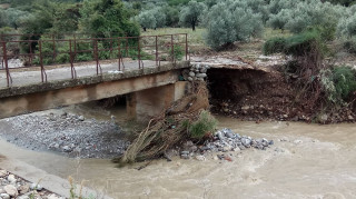 Κυκλώνας Ζορμπάς: Συγκλονιστικές εικόνες από το σαρωτικό πέρασμά του