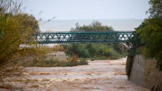 Κυκλώνας Ζορμπάς: Διασώθηκε ο 27χρονος που αγνοούνταν στην Εύβοια