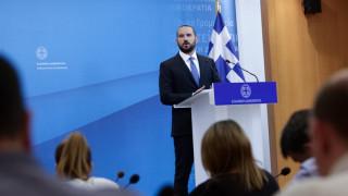 Δημοψήφισμα Σκόπια: LIVE η ενημέρωση των πολιτικών συντακτών από τον κυβερνητικό εκπρόσωπο