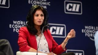 Η Γκίτα Γκόπινατ αναλαμβάνει επικεφαλής οικονομολόγος του ΔΝΤ