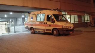 Τρεις τραυματίες σε τροχαίο με τουριστικό λεωφορείο στη Μυτιλήνη