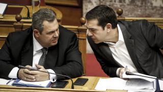 «Βαρύς χειμώνας» στην συγκυβέρνηση ΣΥΡΙΖΑ – ΑΝΕΛ