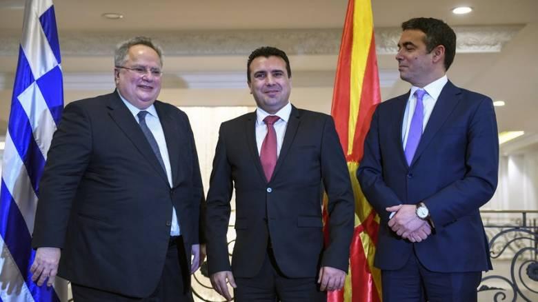 Τι αποκαλύπτουν απόρρητα πρακτικά των αρχηγών της πΓΔΜ για τη διαπραγμάτευση με την Ελλάδα