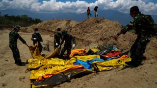 Ανείπωτη τραγωδία στην Ινδονησία: Ξεπέρασαν τους 1.200 οι νεκροί