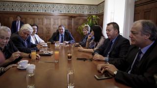 Συνεδριάζει το Π.Σ. του ΣΥΡΙΖΑ και η Κ.Ο. των ΑΝΕΛ