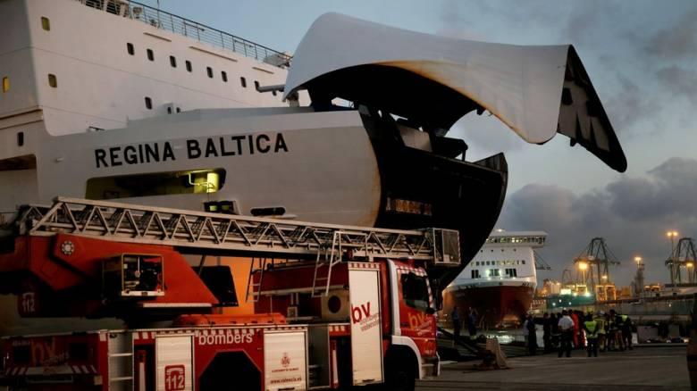 Μηχανικό πρόβλημα στο φέριμποτ που μετέφερε εκατοντάδες επιβάτες στη Βαλτική
