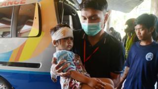 Ινδονησία: Μάχη με το χρόνο για τον εντοπισμό επιζώντων του φονικού σεισμού
